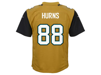 Jacksonville Jaguars Allen Hurns Nike NFL Youth Color Rush Jersey