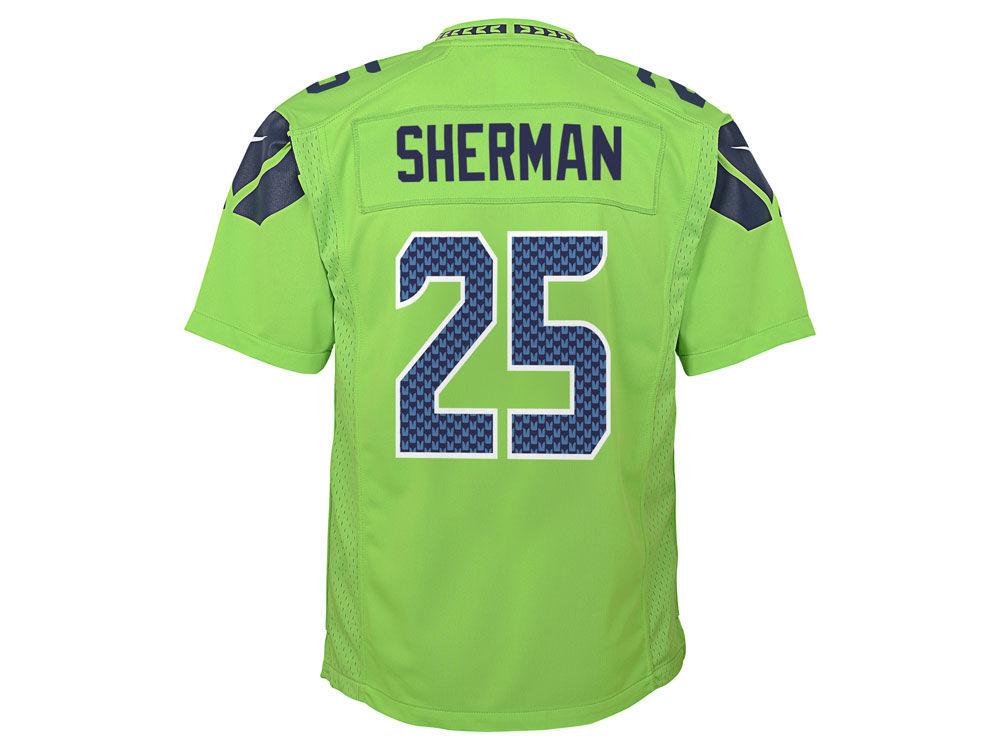 best service 3916e be1b3 25 richard sherman jerseys bar