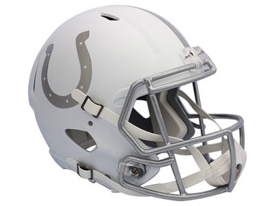 Indianapolis Colts Speed ICE Alt Replica Helmet