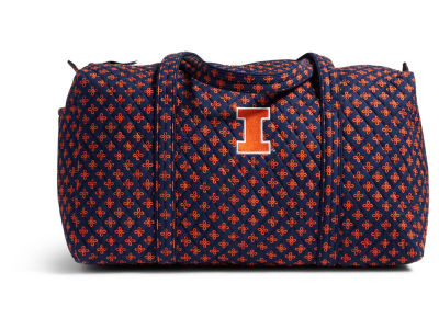 Illinois Fighting Illini Vera Bradley Vera Bradley Large Duffel