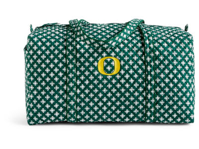 Oregon Ducks Vera Bradley Vera Bradley Large Duffel
