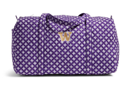 Washington Huskies Vera Bradley Vera Bradley Large Duffel