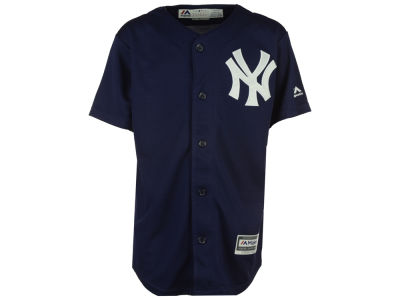New York Yankees MLB Youth Blank Replica Jersey