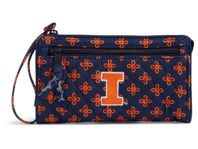Illinois Fighting Illini Vera Bradley Vera Bradley Wristlet