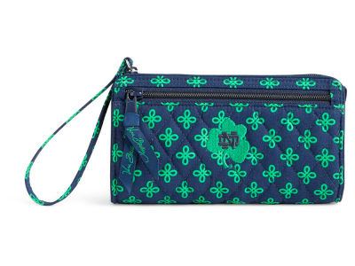 Notre Dame Fighting Irish Vera Bradley Vera Bradley Wristlet