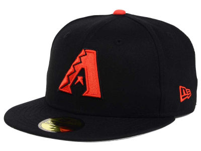 Arizona Diamondbacks New Era MLB Rivalry 59FIFTY Cap