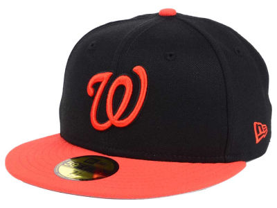 Washington Nationals New Era MLB Rivalry 59FIFTY Cap