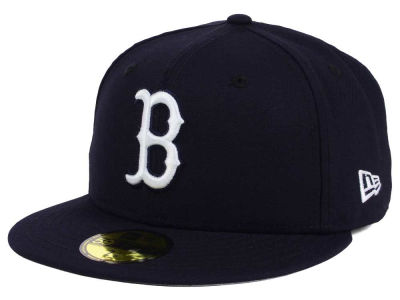 Boston Red Sox New Era MLB Rivalry 59FIFTY Cap