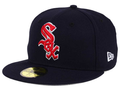 Chicago White Sox New Era MLB Rivalry 59FIFTY Cap