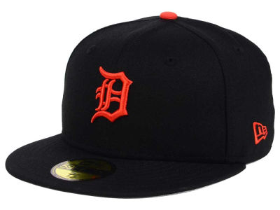 Detroit Tigers New Era MLB Rivalry 59FIFTY Cap