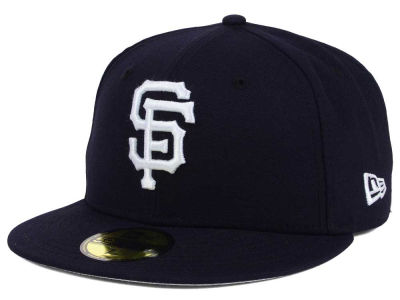 San Francisco Giants New Era MLB Rivalry 59FIFTY Cap
