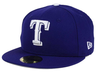 Texas Rangers New Era MLB Rivalry 59FIFTY Cap