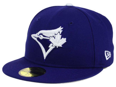 Toronto Blue Jays New Era MLB Rivalry 59FIFTY Cap