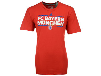 Bayern Munich adidas Men's Club Team Dassler Global T-Shirt