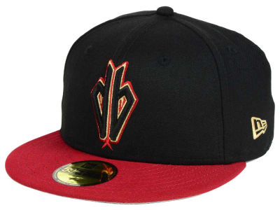 Arizona Diamondbacks New Era MLB Twist Up 59FIFTY Cap