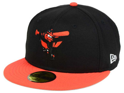 Baltimore Orioles New Era MLB Twist Up 59FIFTY Cap