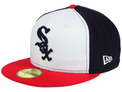 Chicago White Sox New Era MLB Twist Up 59FIFTY Cap