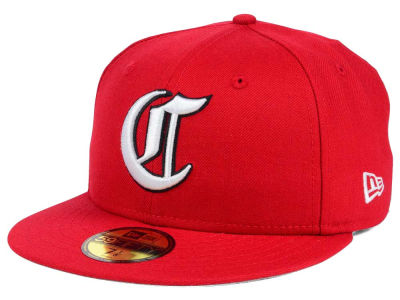Cincinnati Reds New Era MLB Twist Up 59FIFTY Cap