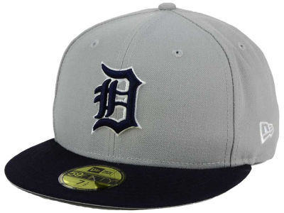 Detroit Tigers New Era MLB Twist Up 59FIFTY Cap