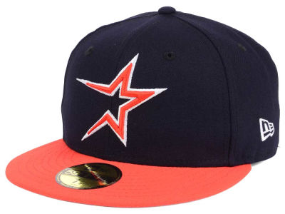 Houston Astros New Era MLB Twist Up 59FIFTY Cap