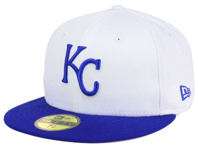 Kansas City Royals New Era MLB Twist Up 59FIFTY Cap