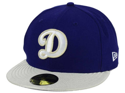 Los Angeles Dodgers New Era MLB Twist Up 59FIFTY Cap