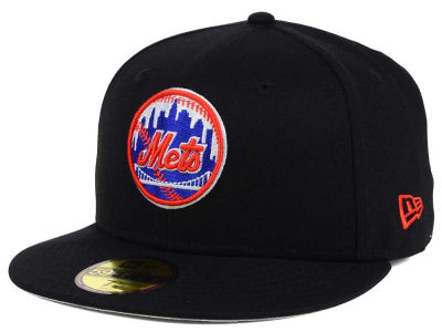 New York Mets New Era MLB Twist Up 59FIFTY Cap