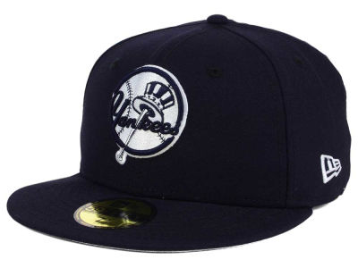 New York Yankees New Era MLB Twist Up 59FIFTY Cap