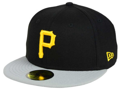 Pittsburgh Pirates New Era MLB Twist Up 59FIFTY Cap