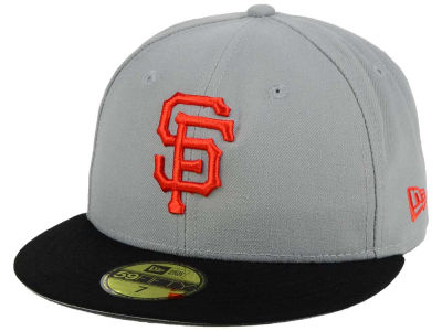 San Francisco Giants New Era MLB Twist Up 59FIFTY Cap