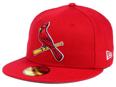 St. Louis Cardinals New Era MLB Twist Up 59FIFTY Cap