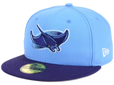 Tampa Bay Rays New Era MLB Twist Up 59FIFTY Cap