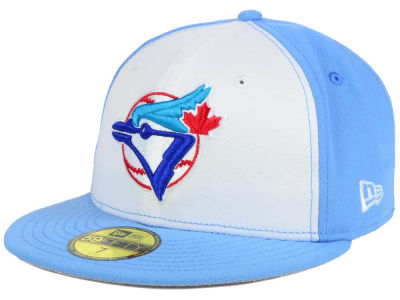 Toronto Blue Jays New Era MLB Twist Up 59FIFTY Cap