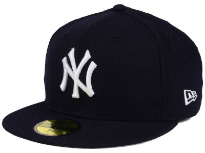 New York Yankees New Era MLB WSP Custom Collection 59FIFTY Cap
