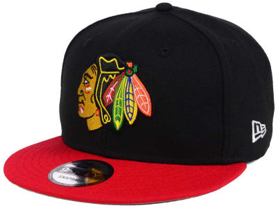 Chicago Blackhawks New Era NHL All Day 2T 9FIFTY Snapback Cap