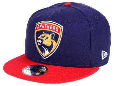 Florida Panthers New Era NHL All Day 2T 9FIFTY Snapback Cap