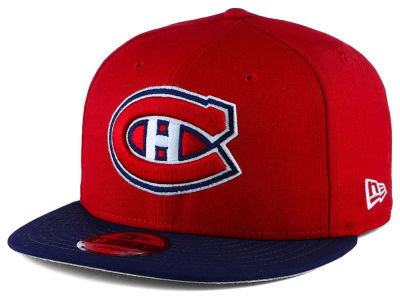 Montreal Canadiens New Era NHL All Day 2T 9FIFTY Snapback Cap