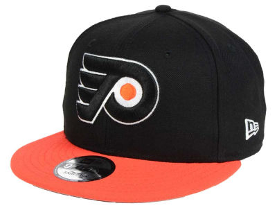 Philadelphia Flyers New Era NHL All Day 2T 9FIFTY Snapback Cap