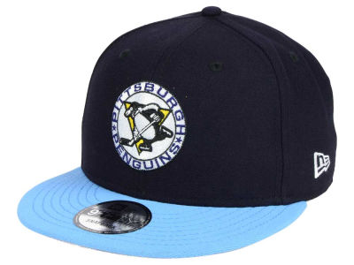 Pittsburgh Penguins New Era NHL All Day 2T 9FIFTY Snapback Cap