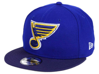 St. Louis Blues New Era NHL All Day 2T 9FIFTY Snapback Cap