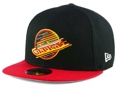 Vancouver Canucks New Era NHL All Day 2T 9FIFTY Snapback Cap