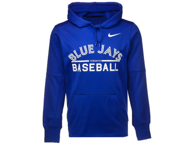 Toronto Blue Jays Nike MLB Men's GM Therma Hoodie