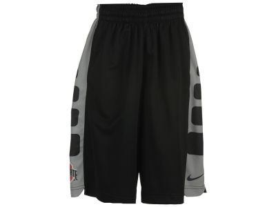 Ohio State Buckeyes Nike NCAA Youth Elite Stripe Shorts