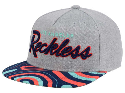 Young And Reckless OG Reckless Contour Snapback Cap