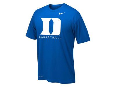Duke Blue Devils NCAA Youth Basketball Legend Logo T-Shirt