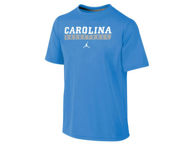 North Carolina Tar Heels NCAA Youth Basketball Legend Logo T-Shirt