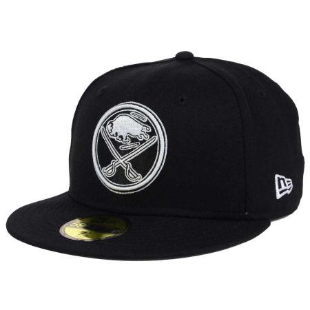 Buffalo Sabres New Era NHL Black Dub 59FIFTY Cap