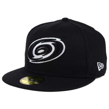 Carolina Hurricanes New Era NHL Black Dub 59FIFTY Cap