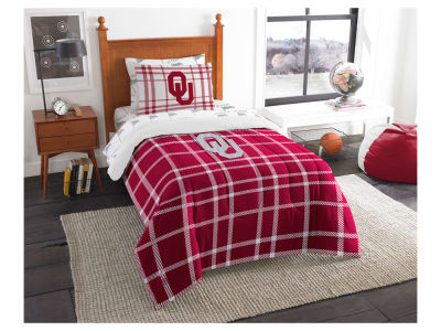 Oklahoma Sooners Bed in a Bag-Twin