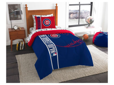 Chicago Cubs Twin Soft & Cozy Set